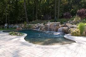 inground pools nj. everclear pools and spas gunite concrete in nj inground nj