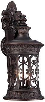 john timberland 21 1 2 high bronze outdoor wall light 55downingstreet com