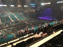 Mgm Grand Garden Arena Section 108 Rateyourseats Com