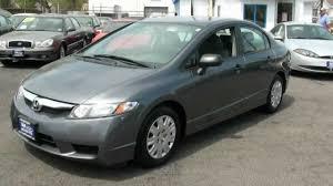 2009 Honda Civic Vp Sedan Reviews