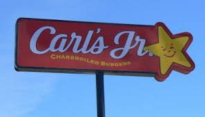navigating carl s jr s nutrition info a picture of the carl s jr logo