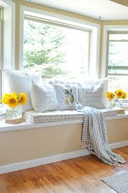 Window Seat Farmhouse Style Window Seat