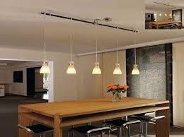 track lighting dining room. Lighting Ideas : Awesome Track Pendants For Dining Table Room N