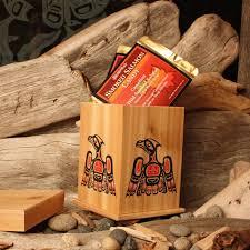 smoked salmon gift box