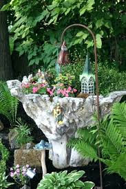 fairy garden container ideas. Large Fairy Garden Containers Best Images On Fairies Container Ideas For .