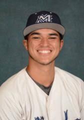Ian Rice 2017 Baseball Roster | Menlo College Athletics Athletics