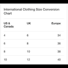 55 Unexpected Oilily Size Conversion Chart