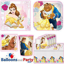 Belle Birthday Decorations Belle Party Supplies eBay 86