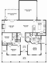 ranch floor plans with sunroom fresh awesome house at 2