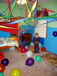 simple home decoration for birthday decorating party and supplies