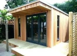 modern prefab shed kits modern garden