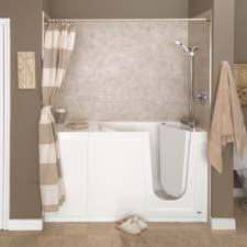 disabled baths showers. walk in tub shower combo | tubs and showers are especially beneficial for the disabled baths
