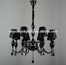 black crystal chandelier parts new chandeliers home depot lighting fixtures chan