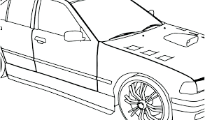 Sport Cars Coloring Pages Legalleadsinfo