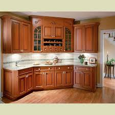 Wooden Kitchen Furniture Furniture Rustic Perfect Kitchen Furniture With Rectangle Brown