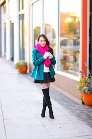 old navy winter essentials green pea coat alina style blog