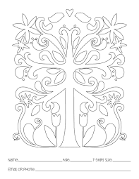 Coloring Pages With Symmetry Smipvcu Com