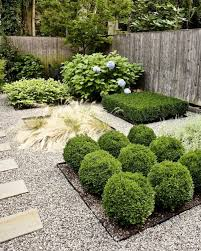 metal landscape edging is strong enough to stay rigid for installations where clean straight lines and