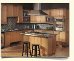 three frame types of kitchen cabinets