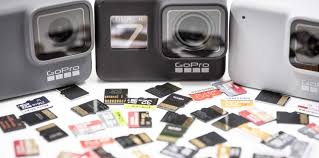 Best Sd Card For Gopro Hero 7 Cameras