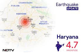 The best independent earthquake reporting website in the world. Delhi Earthquake Today 4 7 Quake Near Delhi Hope You Re Safe Tweets Arvind Kejriwal