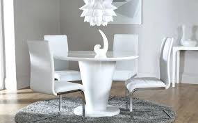 white round dining table dining tables round dining table white white kitchen table and chairs set
