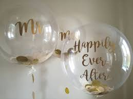 best 25 happily ever after ideas on pinterest happily ever Wedding Messages Happily Ever After gold and cream confetti balloons personalised with mr & mrs and happily ever after messages wedding message happy ever after