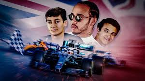 The drawing also shows his 2020 season mercedes helmet. Lando Norris And George Russell What To Expect In F1 2019 F1 News