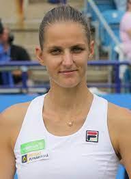 Karolína Plíšková - Wikipedia