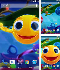 android cartoon live wallpapers free