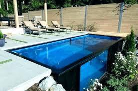 rectangle above ground pool small rectangular above ground pool small frame pool half in ground pool home swimming above ground rectangle above ground pool