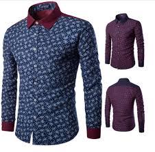 Pattern Shirts