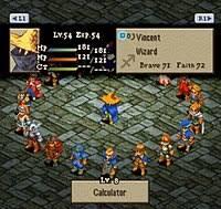 Fft Zodiac Chart Final Fantasy Tactics Wikipedia