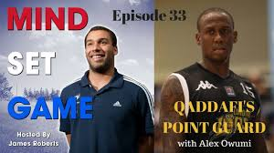 Qaddafi's Point Guard with Alex Owumi - Episode 33 - YouTube