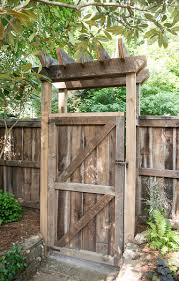picket fence gate with arbor. Picket Fence Gate With Arbor A