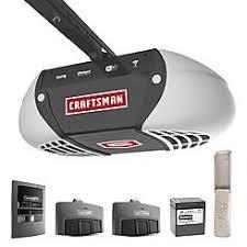 craftsman door opener. Craftsman 1 Hp Ultra-Quiet Belt Drive Garage Door Opener 3