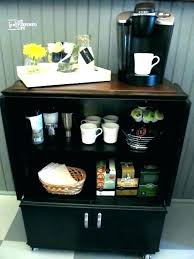 Coffee bar for office Cart Coffee Bar For Office Gorgeous Coffee Bar Furniture Coffee Bar Cabinet Office Coffee Bar Furniture Coffee Coffee Bar For Office Ihisinfo Coffee Bar For Office Square Coffee Bar Coffee Bar Office