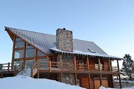 Log Home Photos   Rustic Chalet Home Tour › Expedition Log Homes  LLC