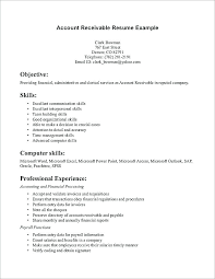 15 Additional Skills To Put On A Resume E Mail Statement