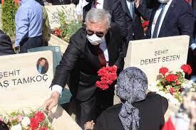 Ankara'da 15 Temmuz şehitleri anıldı