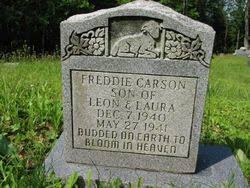 Freddie Carson (1940-1941) - Find A Grave Memorial