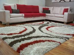 large red area rug unique on bedroom throughout rugs abstract grey and black white 14