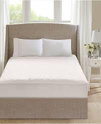 California king mattress Modern Bedroom Set Main Image Macys Beautyrest 100 Cotton Deep Pocket Heated California King Mattress