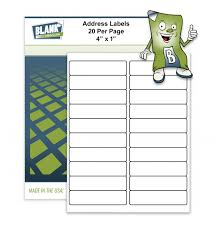 Avery 5261 Label Template