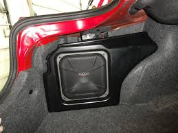 2008 2010 dodge charger car audio profile dodge charger kicker subwoofer package