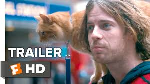 A Street Cat Named Bob Official Trailer #1 - Joanne Froggatt, Luke  Treadaway Movie HD - YouTube