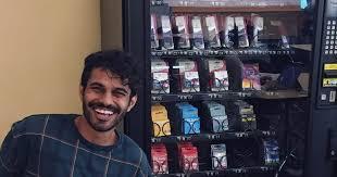 Uc Davis Vending Machines Cool Plan B Vending Machine At UC Davis 'Doesn't Give Judgmental Looks