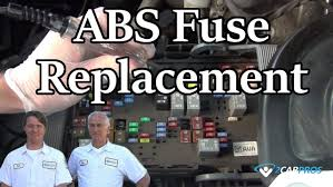 abs fuse replacement