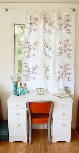 vintage style shabby chic office design. the best curtain designs home office shabbychic style with floral panel desk chair white vintage shabby chic design m
