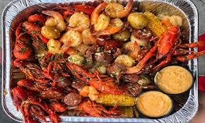 The Cove Seafood Shack Delivery • Order ...
